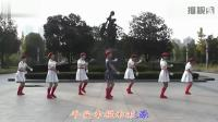 0001.-动动广场舞健身舞《女兵走在大街上》动动精选广场舞系列