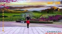 qqtxwm-春英广场舞 北京的金山上 水兵舞VS藏族舞