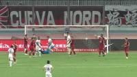 【进球】于睿头槌破门 VAR判定后裁判示意进球有效 亚泰1-2上港