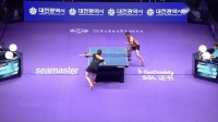 Chen Meng陈梦 vs Cheng I Ching 2018 Korea Open Highlights (1 4)