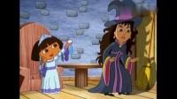 《爱探险的朵拉第八季》跟朵拉一起微笑解开魔咒吧!