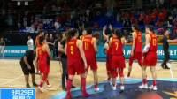2018国际篮联女篮世界杯 大比分落后 中国女篮无缘四强 180929