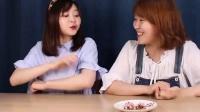 《小伶玩具》超可爱日本食玩kracie知育菓子寿司VS甜甜圈DIY比赛