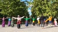 北京锅庄_20181009_与玉树扎西跳康巴舞201501,2015年最流行的康巴舞