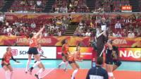 10月15日荷兰vs美国-女排世锦赛六进四全场