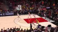 2018-19 NBA赛季181019 湖人队vs开拓者队-勒布朗詹姆斯精彩集锦