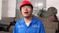 唐山耐磨管道  DN219陶瓷耐磨管道安装 粘贴陶瓷耐磨弯头 江河机械