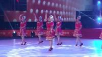2018最新广场舞 2017全国广场舞大赛作品《通天箩的传说》