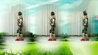 莲芳姐广场舞《最美姑娘DJ》24步、编舞:动动