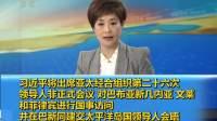 习近平将出席亚太经合组织第二十六次领导人非正式会议 20181112