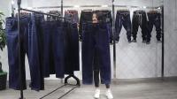 来8服饰360期男士冬季加绒牛仔裤60件一份2700元包邮