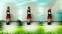 莲芳姐广场舞《火火的情郎》原创32步