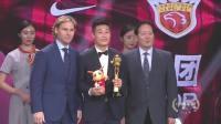 最佳球员-武磊荣膺中超赛季最佳球员,打破金靴外援10年垄断实至名归 2018年中超联赛 2