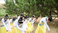 #百花争延# 舞蹈大赛  北京印刷学院《兰语书香》