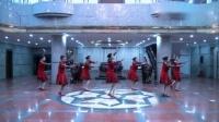 世外桃源广场形体舞《美丽的江城欢迎你》原创正背面演示附分解