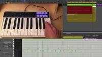 iRig Keys I/O搭配Logic Pro X - 字幕版