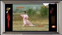 杨静24式太极拳(重配乐-无声雨,无梦的青春)