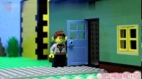 竟然跟大黑蜘蛛变成了朋友,不愧是蜘蛛侠LEGO乐高玩具故事