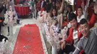 马辉&李金结婚录像3