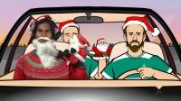 德甲群星演绎搞笑版圣诞歌,里贝里莱万出镜萌翻了