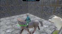 方舟生存进化手游,庞马,骑上我才能驯服我