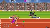【屌德斯解说】_模拟跑步者_用各种逗比姿势奔跑