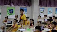 《7 圖形的運動(二)-軸對稱》人教2011課標版小學數學四下教學視頻-廣東珠海市_金灣區-劉妍