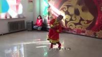 我在2019,1,15【迎新春】7范宝凤舞蹈演出呼伦牧歌截了一段小视频