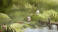 我在大坏狐狸的故事 普通话版截了一段小视频