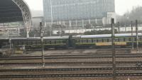 2019.1.11 京沪线 兰局兰段HXD3D 0686牵引Z215次南京站发车