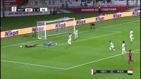 拉维精彩任意球破门制胜比赛,卡塔尔1-0战胜伊拉克晋级八强 2019亚洲杯 1/8决赛 卡塔尔VS伊拉克 1