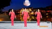 怀旧老歌广场舞《十五的月亮》怀旧老歌好看又好学!