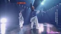 我在新舞林大会  董洁李德戈景跳古典舞, 演绎古风爱情故事截了一段小视频