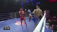泰拳职业联赛:张永康 VS 许顺