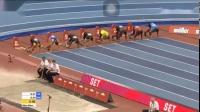 苏炳添2019第二冠!60米6秒47完胜欧美选手