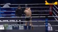 眉峰流血不止,裁判终止比赛,中国泰拳第一人TKO结束战局!