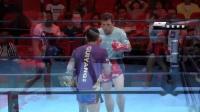 泰国阿坡一脚踹出对手好几米!你确定不是来表演的吗?