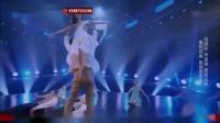 我在新舞林大会  毛晓彤李孟举再现泰坦尼克号舞蹈, 经典重现太梦幻了截了一段小视频