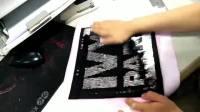珠片辅料工厂定制定做字母图案翻转亮片珠片绣 双面银片黑片珠片可翻转