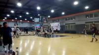 家屯首届冒汗篮球联赛第15场-白塔VS新航2019年03月24日07时03分35秒