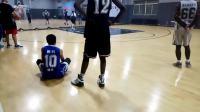 家屯首届冒汗篮球联赛第16场全明星赛王牌国际VS全明星2019年03月24日08时39分51秒