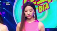 【瘦瘦717】DIA 郑采妍 白豫彬最新舞蹈现场 - WOOWA