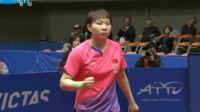 日本横滨:2019年乒乓球亚洲杯·女单 朱雨玲击败冯天薇 决赛会师陈梦
