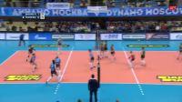2019.04.13 莫斯科迪那摩 2-3 乌拉洛奇卡 - 半决赛第1回合 - 201819俄罗斯女排超级联赛