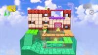 超级马里奥3D世界四人欢乐流程world-3(马里奥+路易基+奇诺比奥+碧琪公主)