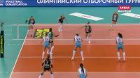 2019.04.30 火车头 0-3 莫斯科迪那摩 - 冠军决赛第3回合 - 201819俄罗斯女排超级联赛