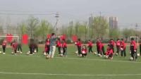 脚内侧传接球-小学体育优质课(2018)