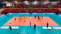 2019.05.14 德国 2-3 中国 - 2019瑞士女排精英赛