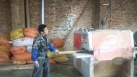 大型木工机械4米木龙骨分片机 鼎圣机械