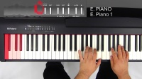 [中字]FP-30电钢琴 快速入门指南 02 选择音色
